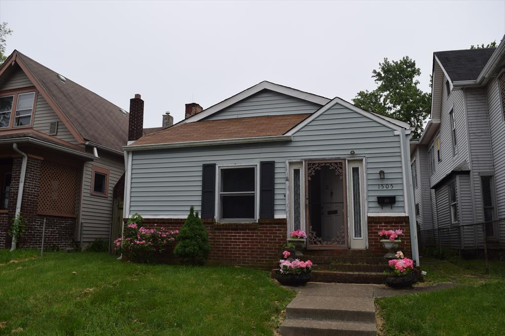1505 Fletcher Ave, Indianapolis, IN