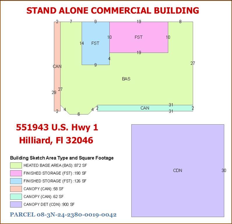 551943 US Highway 1, Hilliard, FL
