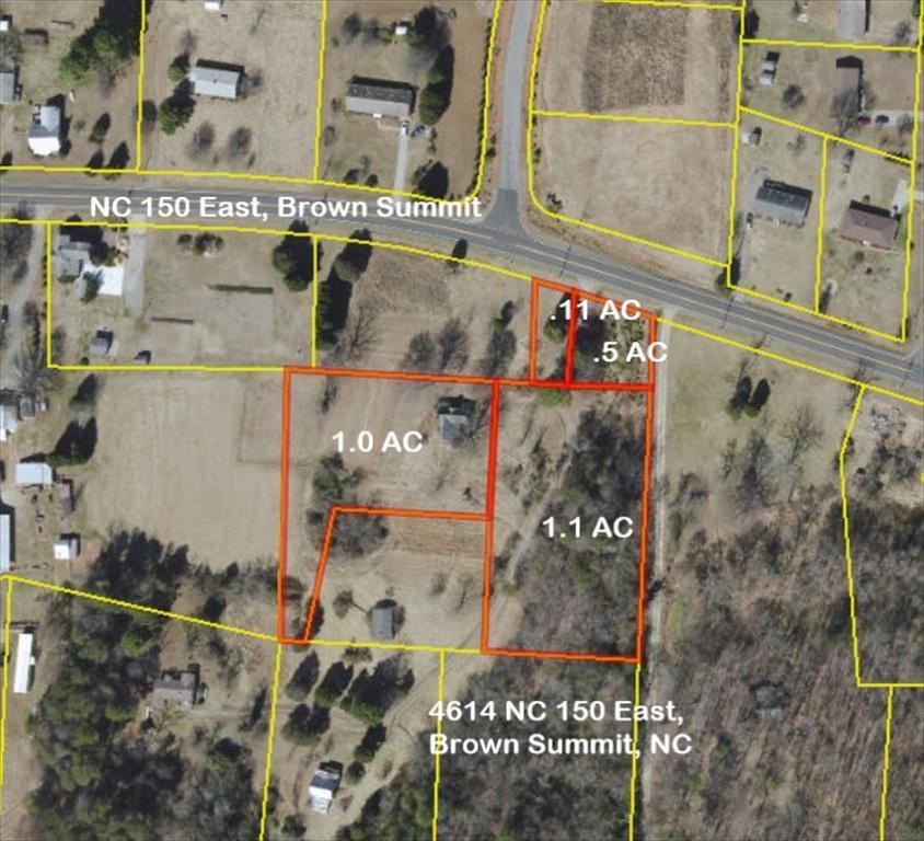 4614 NC-150 East, Brown Summit, NC