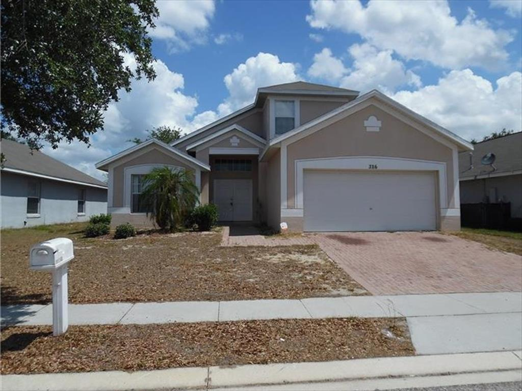 316 Weatherby Pl, Haines City, FL