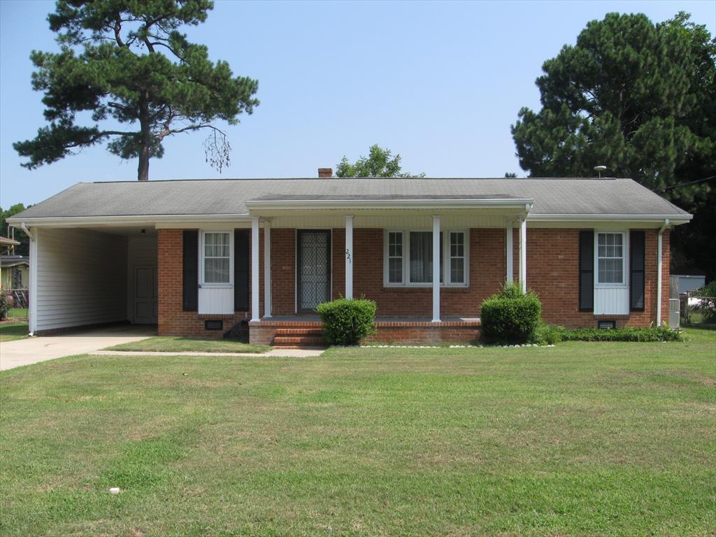 221 Herbert St, Goldsboro, NC
