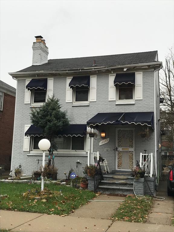 18685 Greenlawn St, Detroit, MI