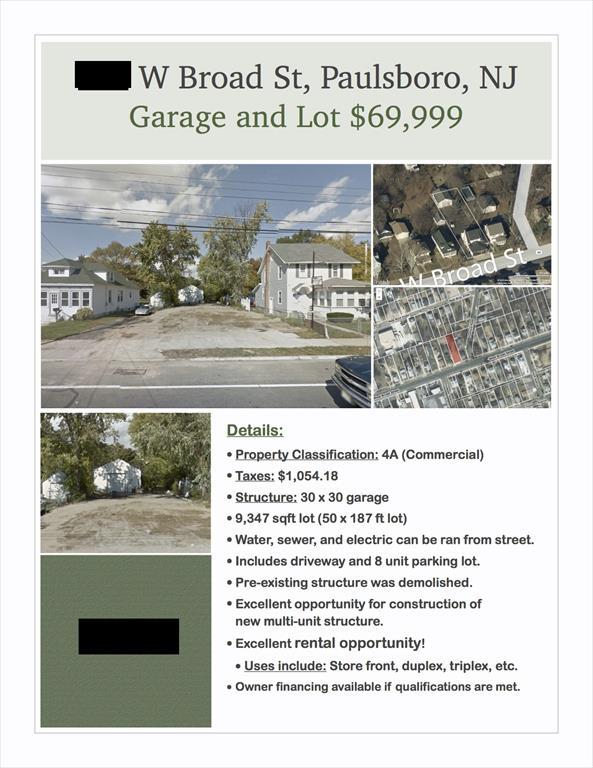 405 W Broad St, Paulsboro, NJ