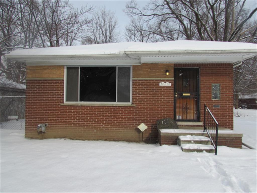 20430 W McNichols Rd, Detroit, MI