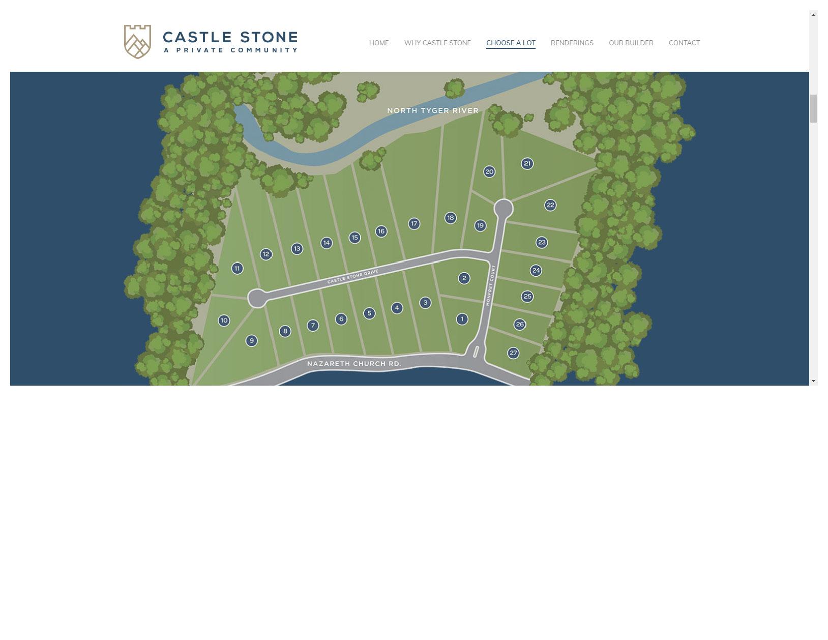 Castle Stone Dr., Moore, SC