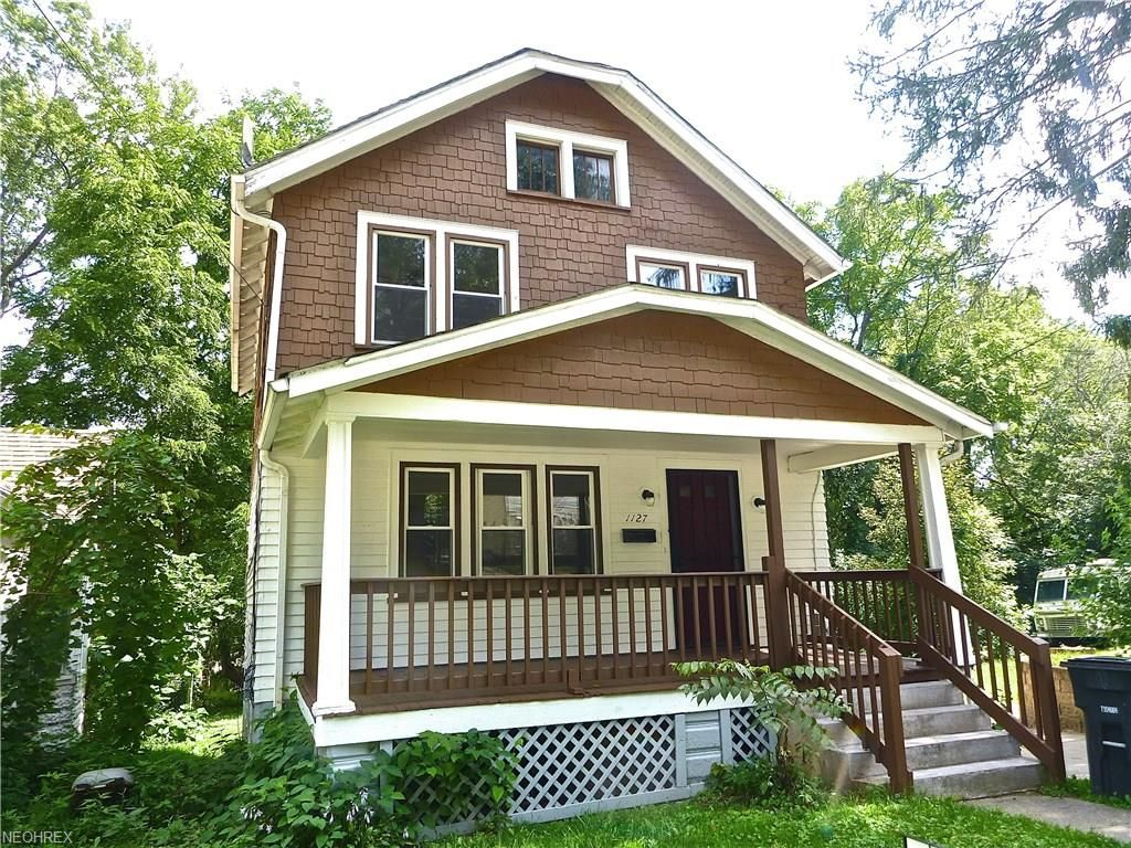 1127 East Ave, Akron, OH