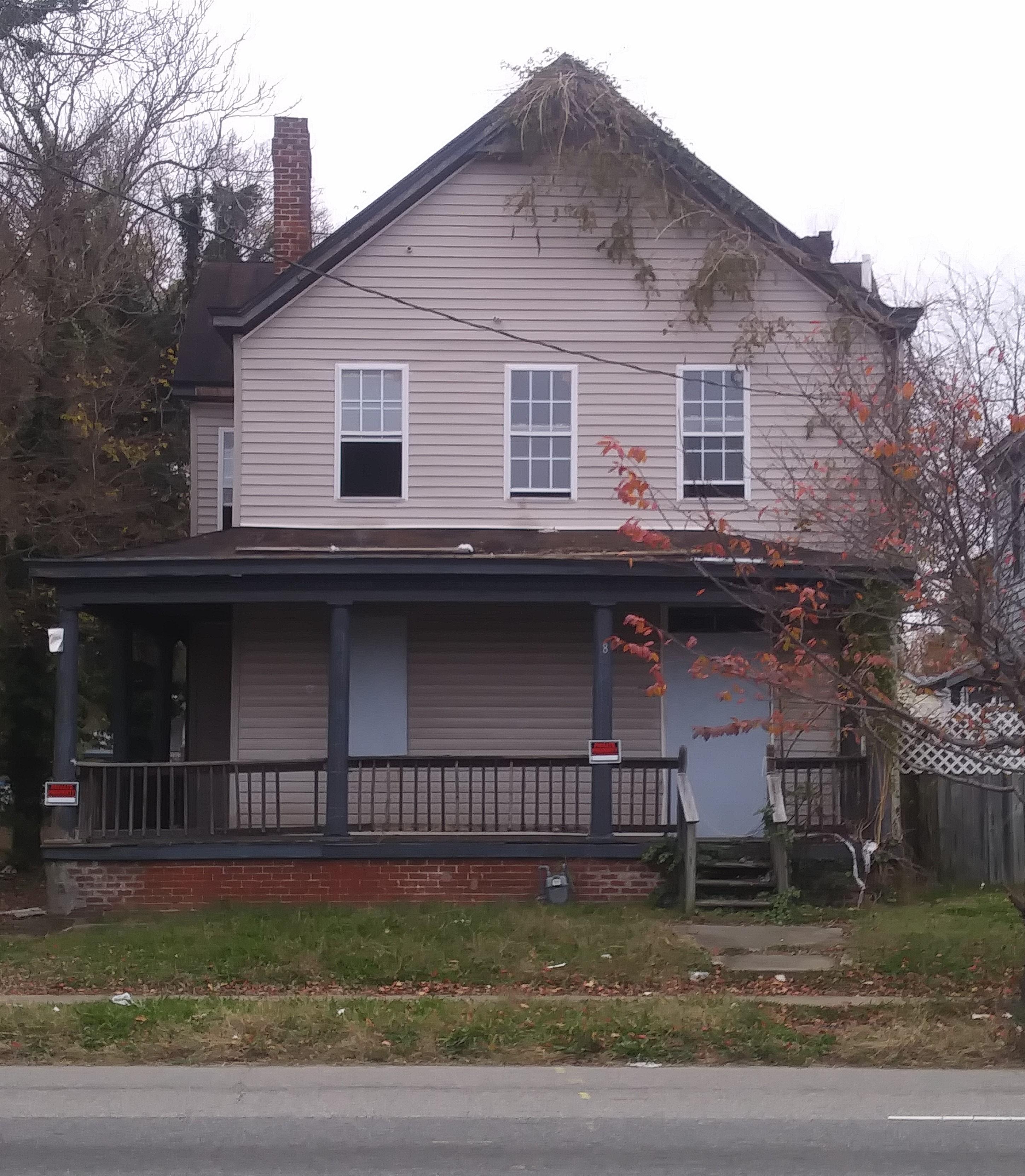 2859 Hull St, Richmond, VA