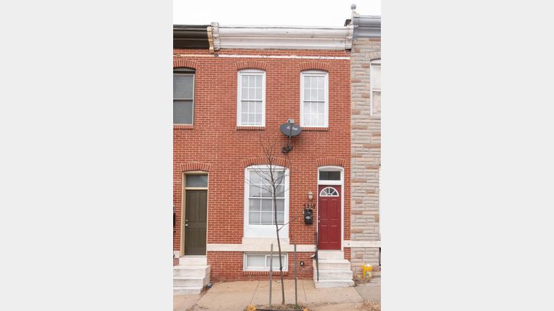 3218 E Lombard St, Baltimore, MD