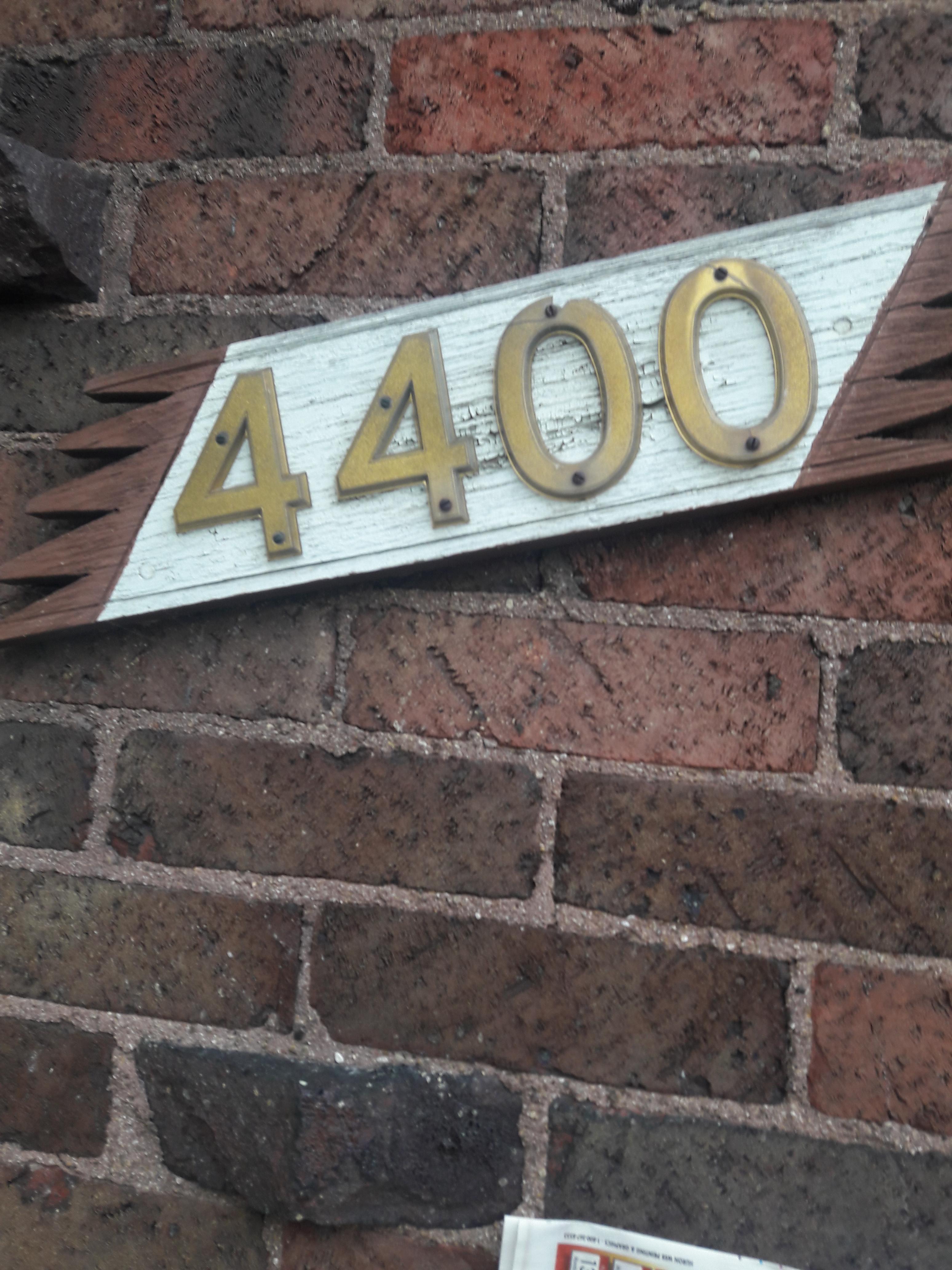 4400 Buckingham, Detroit, MI