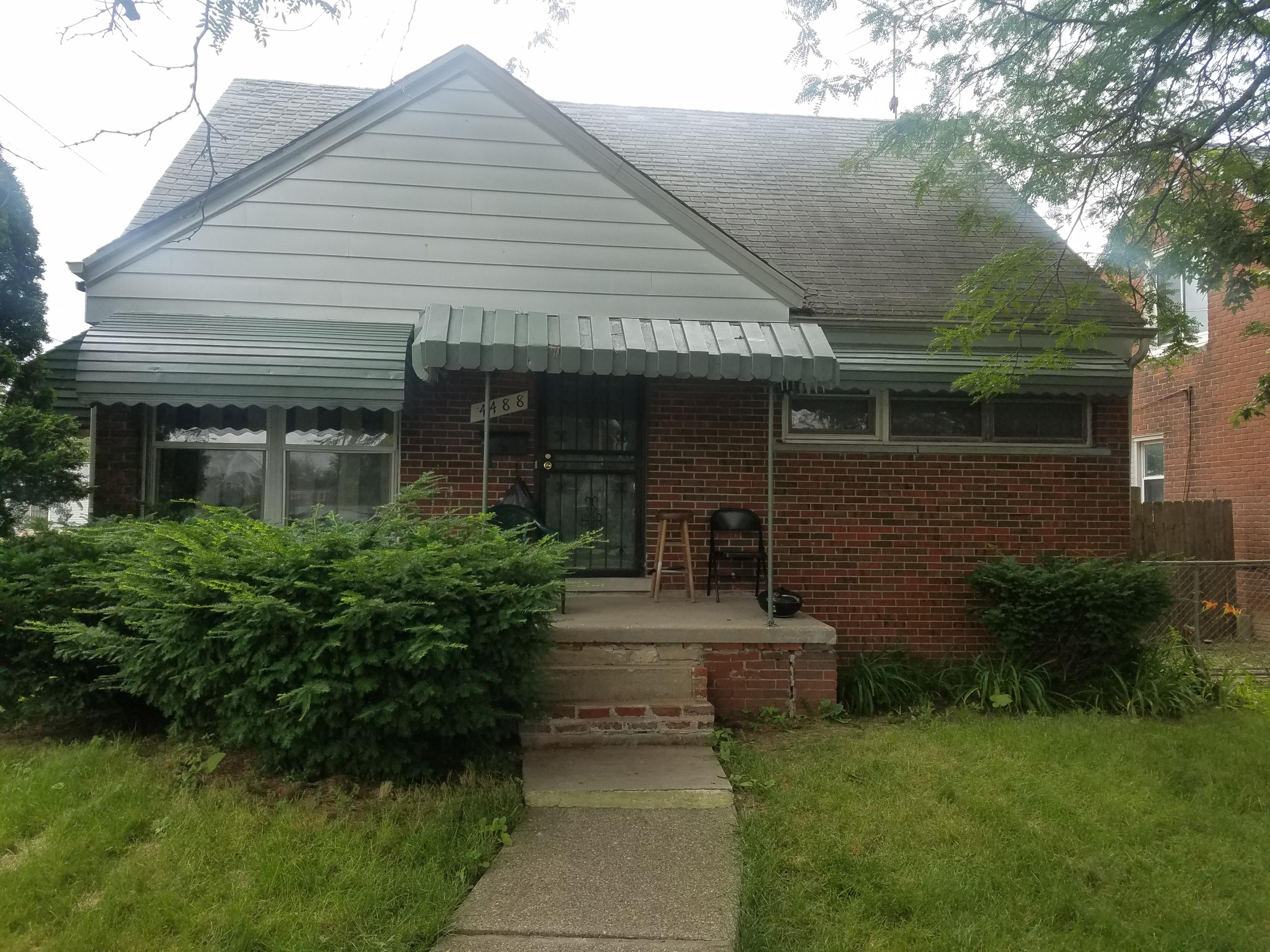 4488 Maryland Street, Detroit, MI