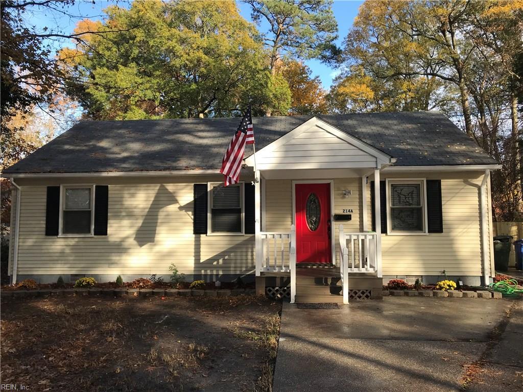 214 Pine Grove Road #A, Newport News, VA
