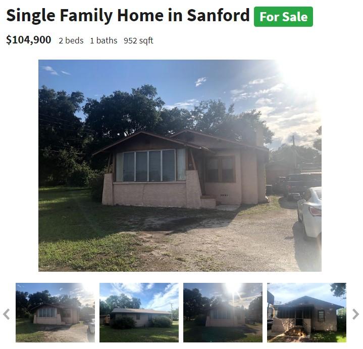Sanford Ave, Sanford, Sanford, FL
