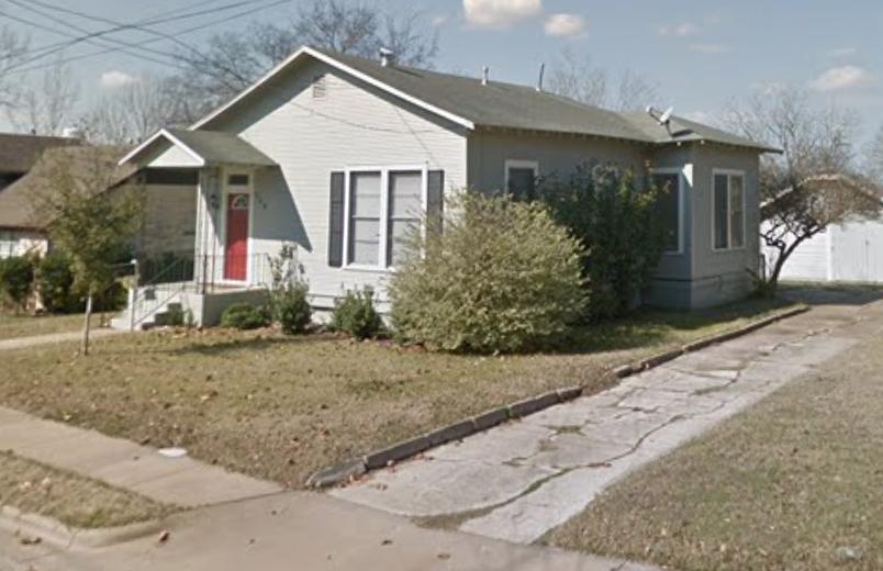 509 Crockett St, Brenham, TX