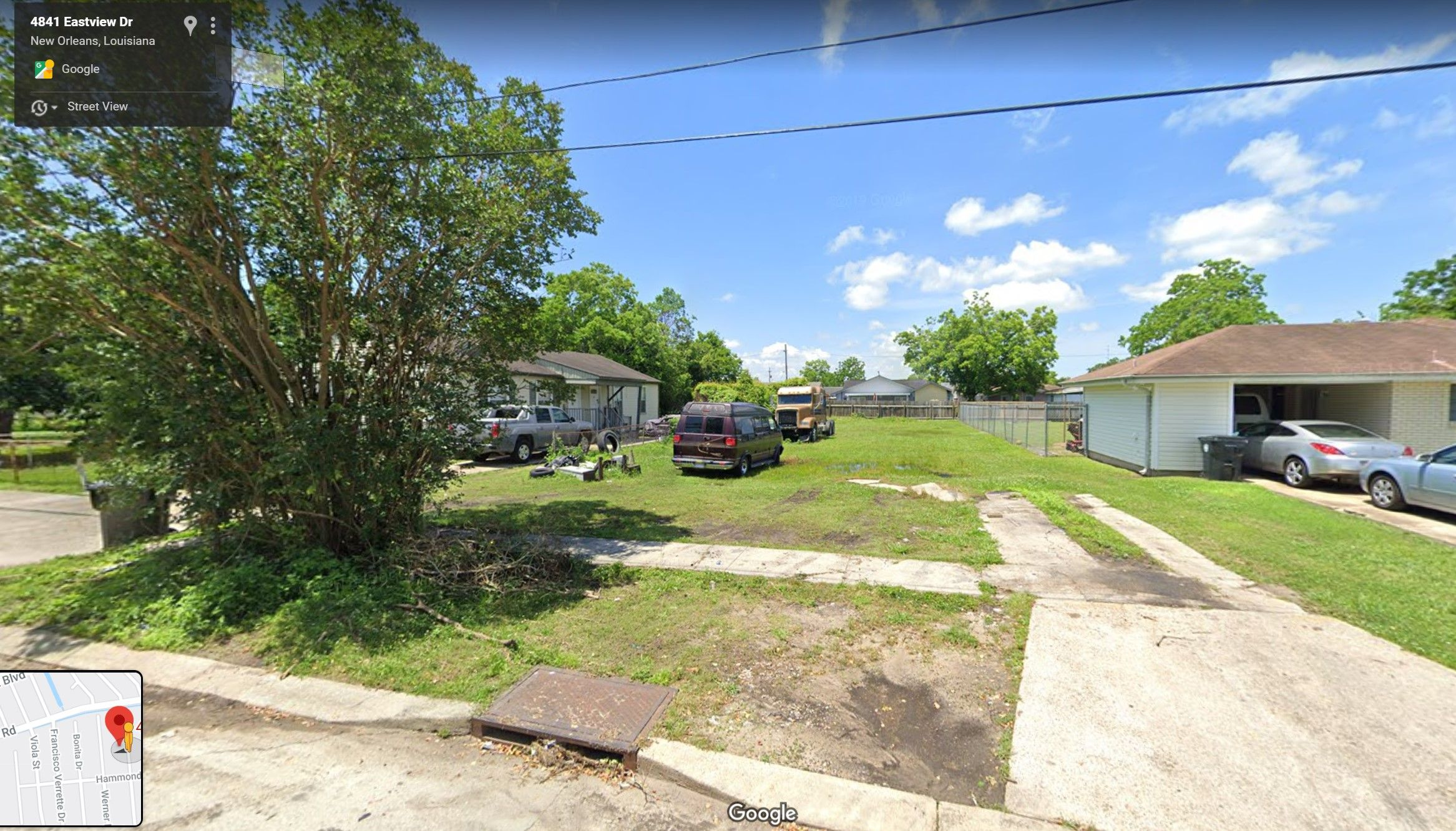 4840 Eastview Dr, New Orleans, LA