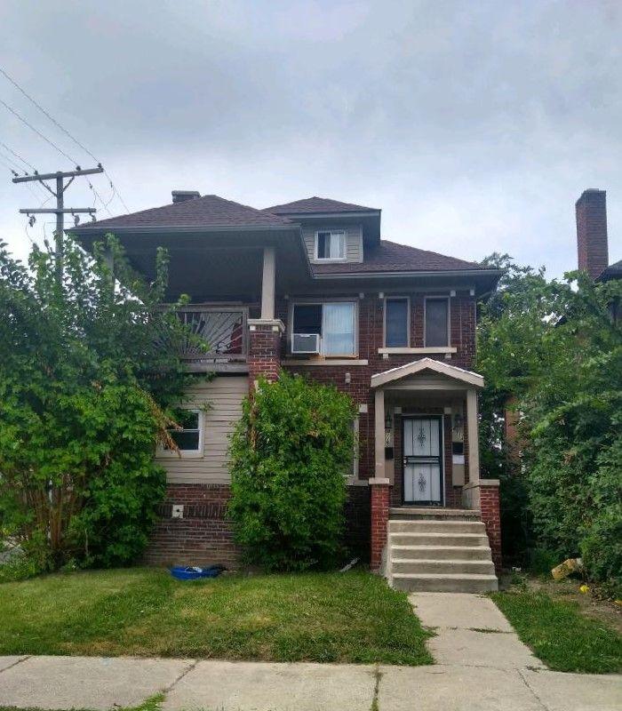 4114 Pingree St, Detroit, MI