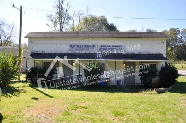 329 N Mechanic St, Pendleton, SC