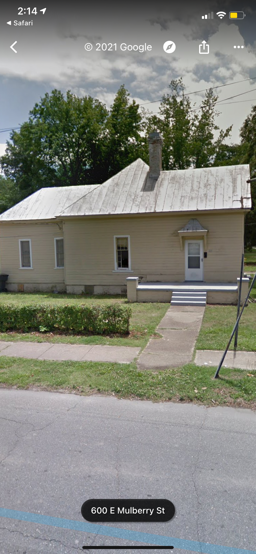 600 E Mulberry St, Goldsboro, NC
