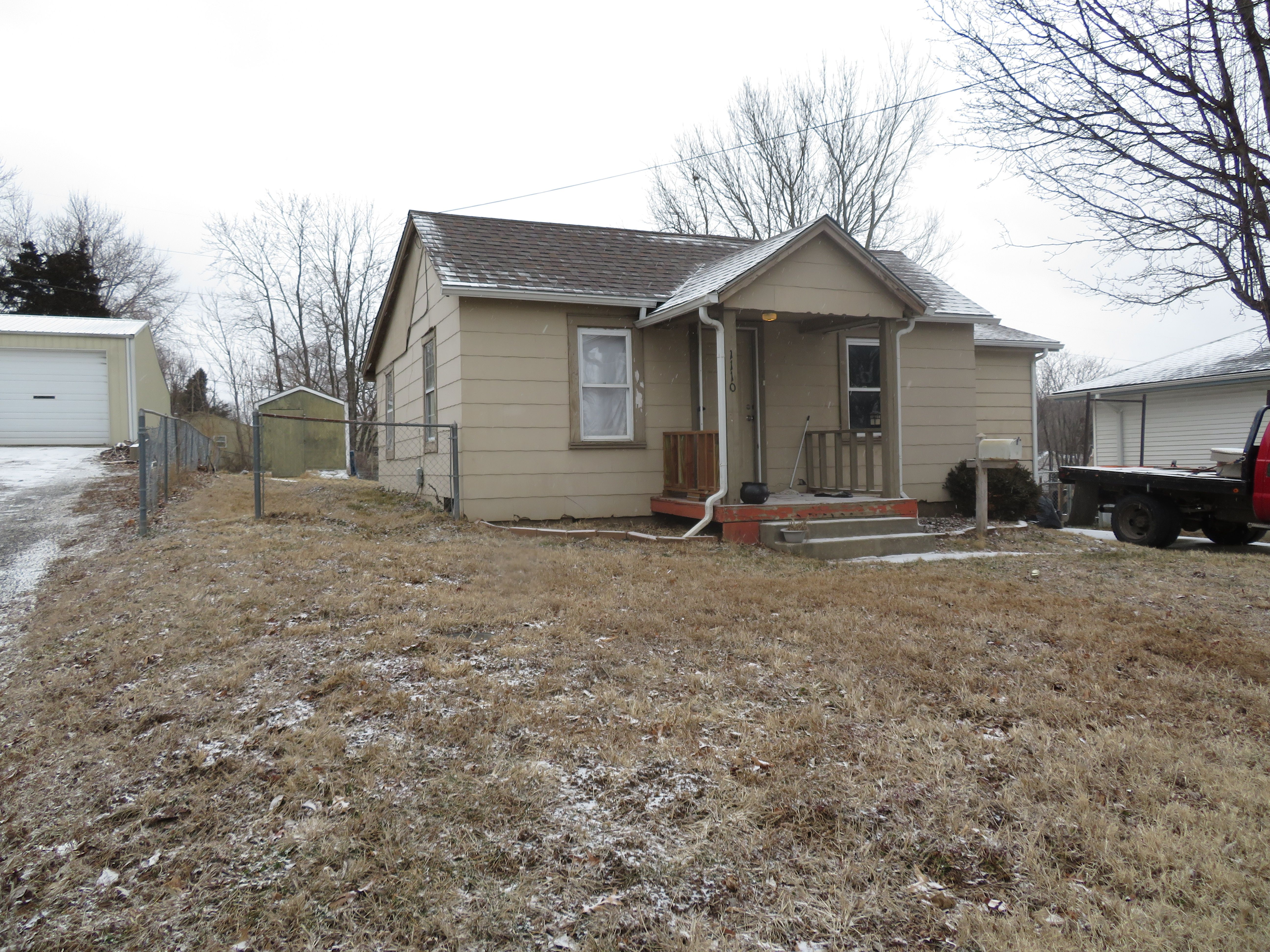 1110 E Frederick St, Independence, MO