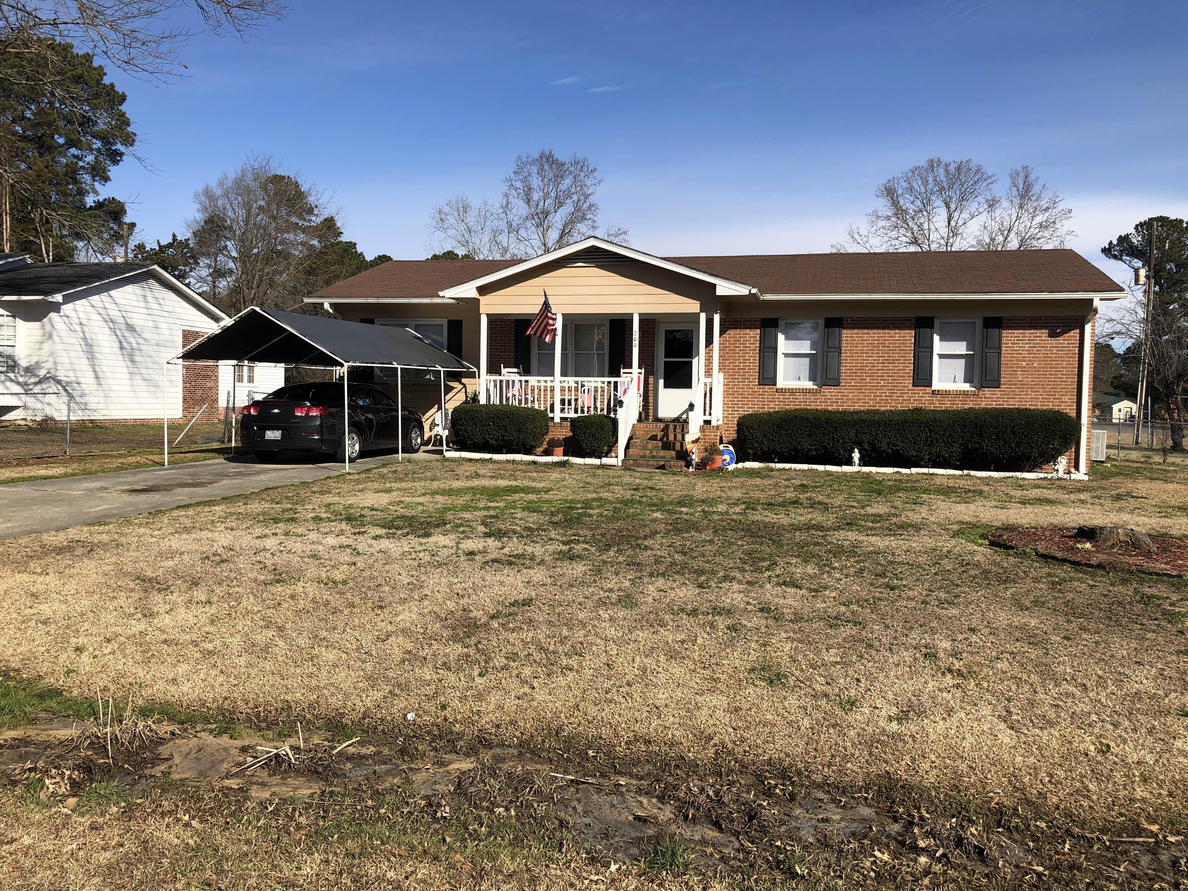 200 Old Farm Rd, Smithfield, NC
