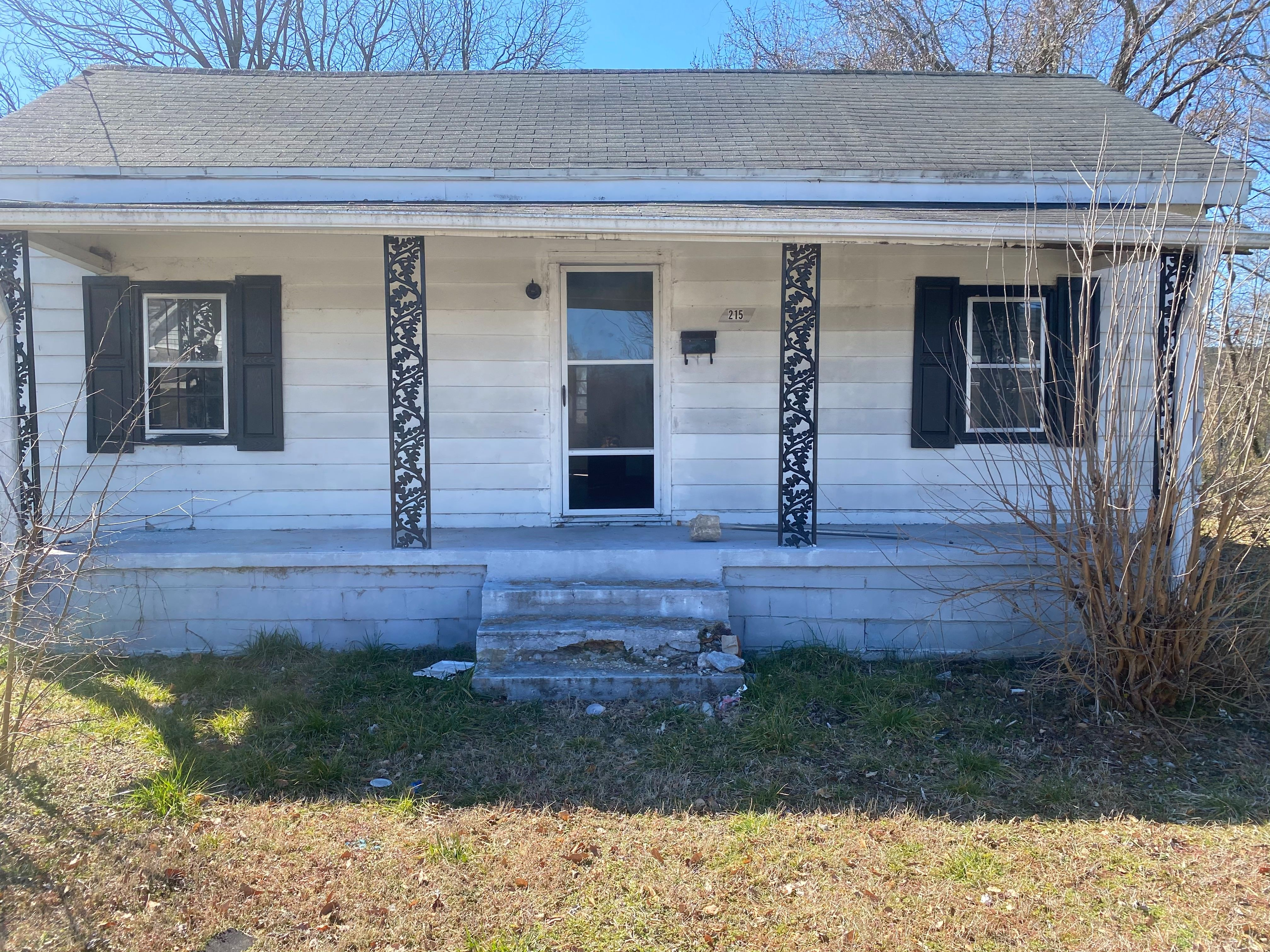 215 Pearl St, Henderson, NC