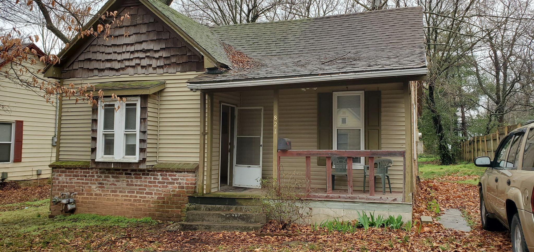 821 S Newton Ave, Springfield, MO