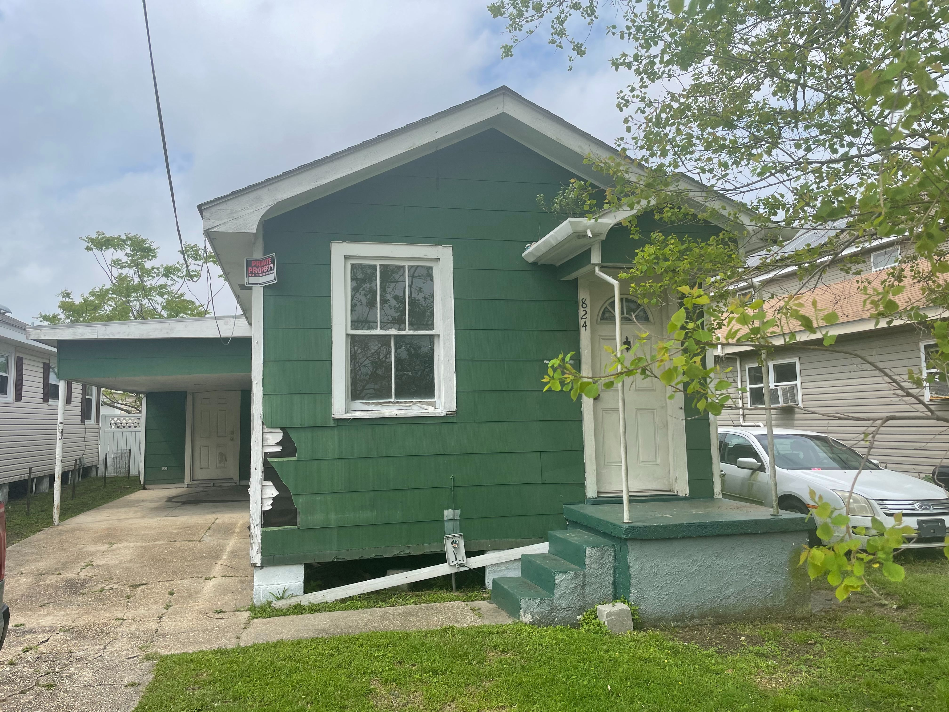 824 Avenue B, Marrero, LA