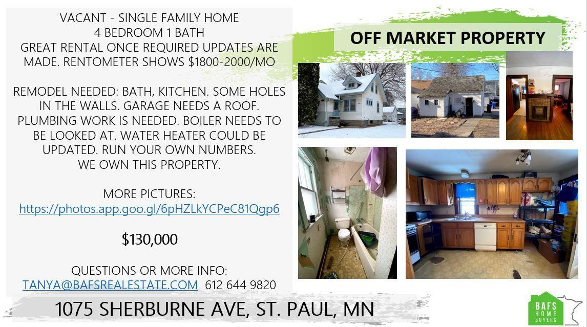 1075 Sherburne Ave<br />Saint Paul, MN