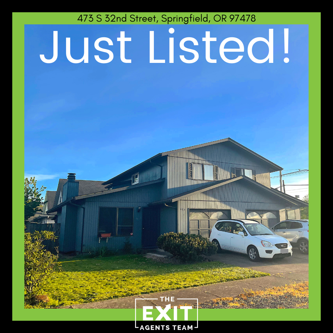 473 S 32nd St<br />Springfield, OR