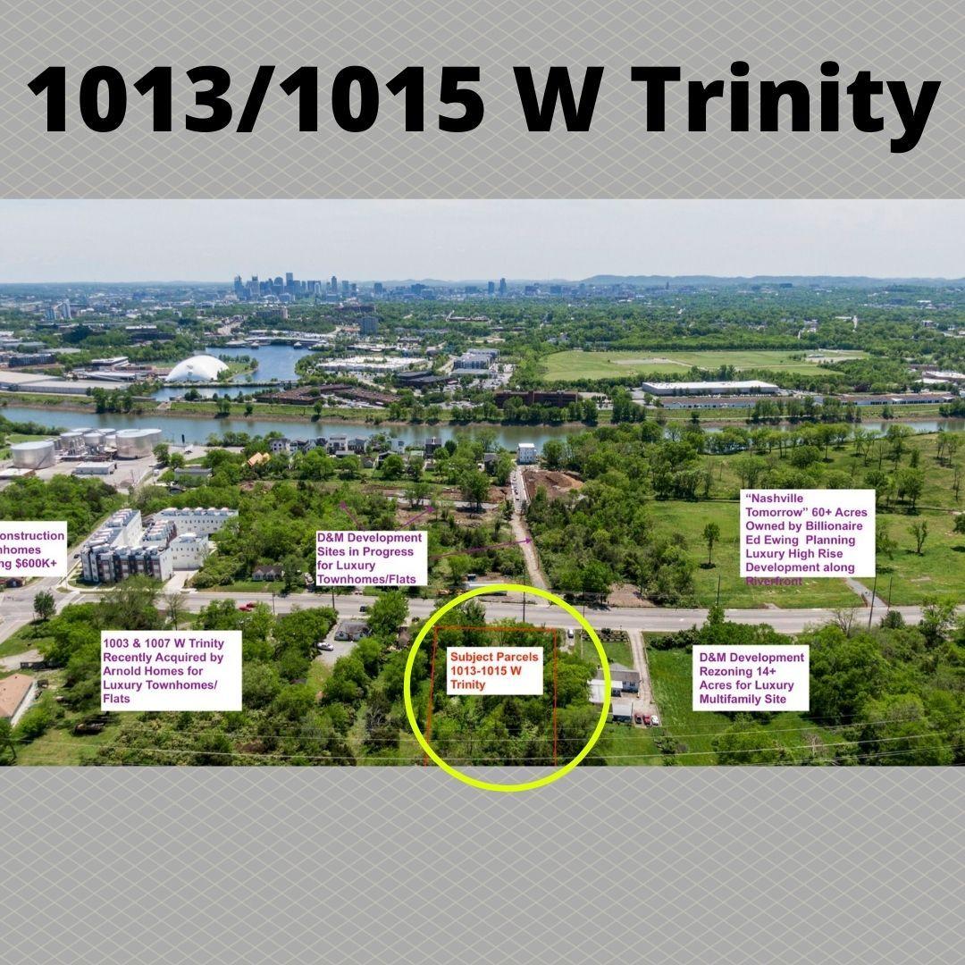 1013 W Trinity Ln, Nashville, TN