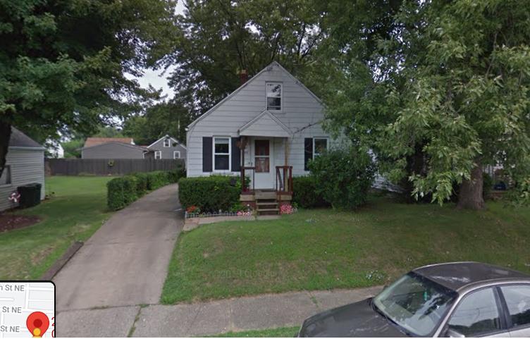 2247 21st Street NE, Canton, OH