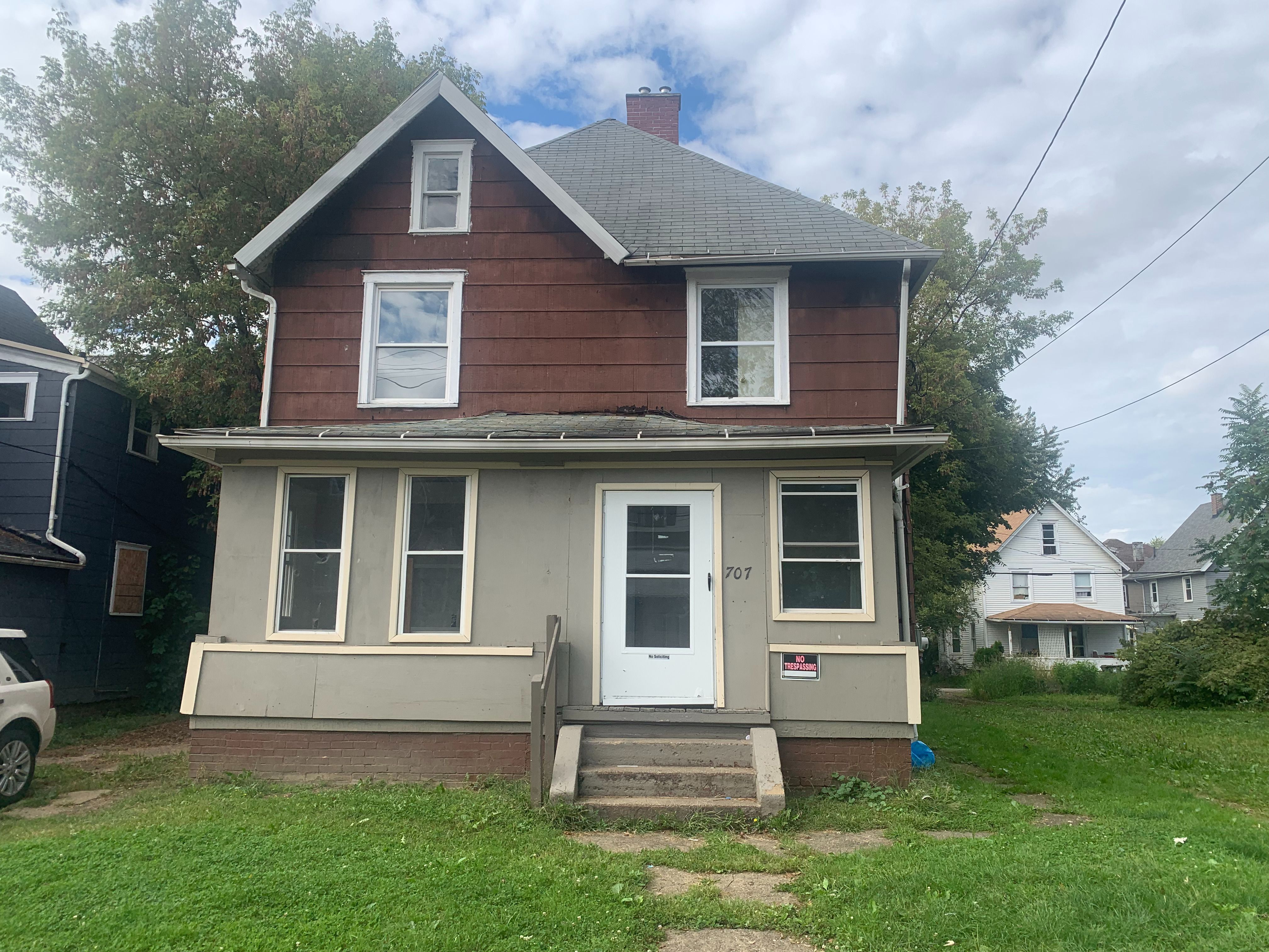 707 Newton Ave NW, Canton, OH