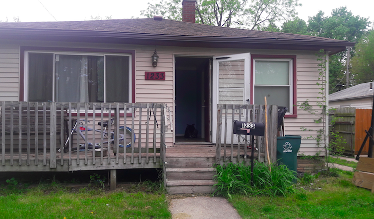 1233 E Madge Ave, Hazel Park, MI