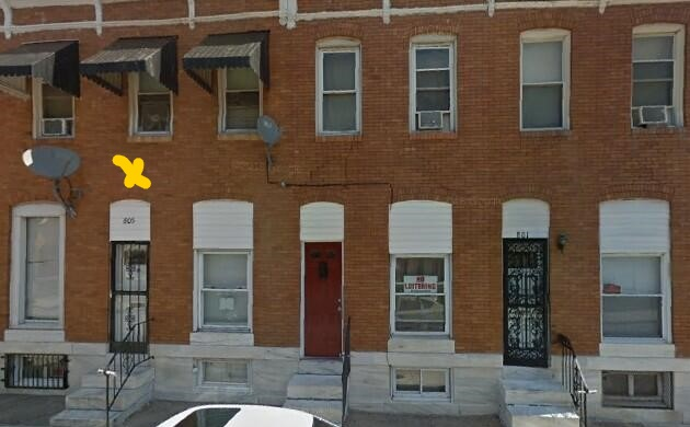 805 N Belnord Ave, Baltimore, MD