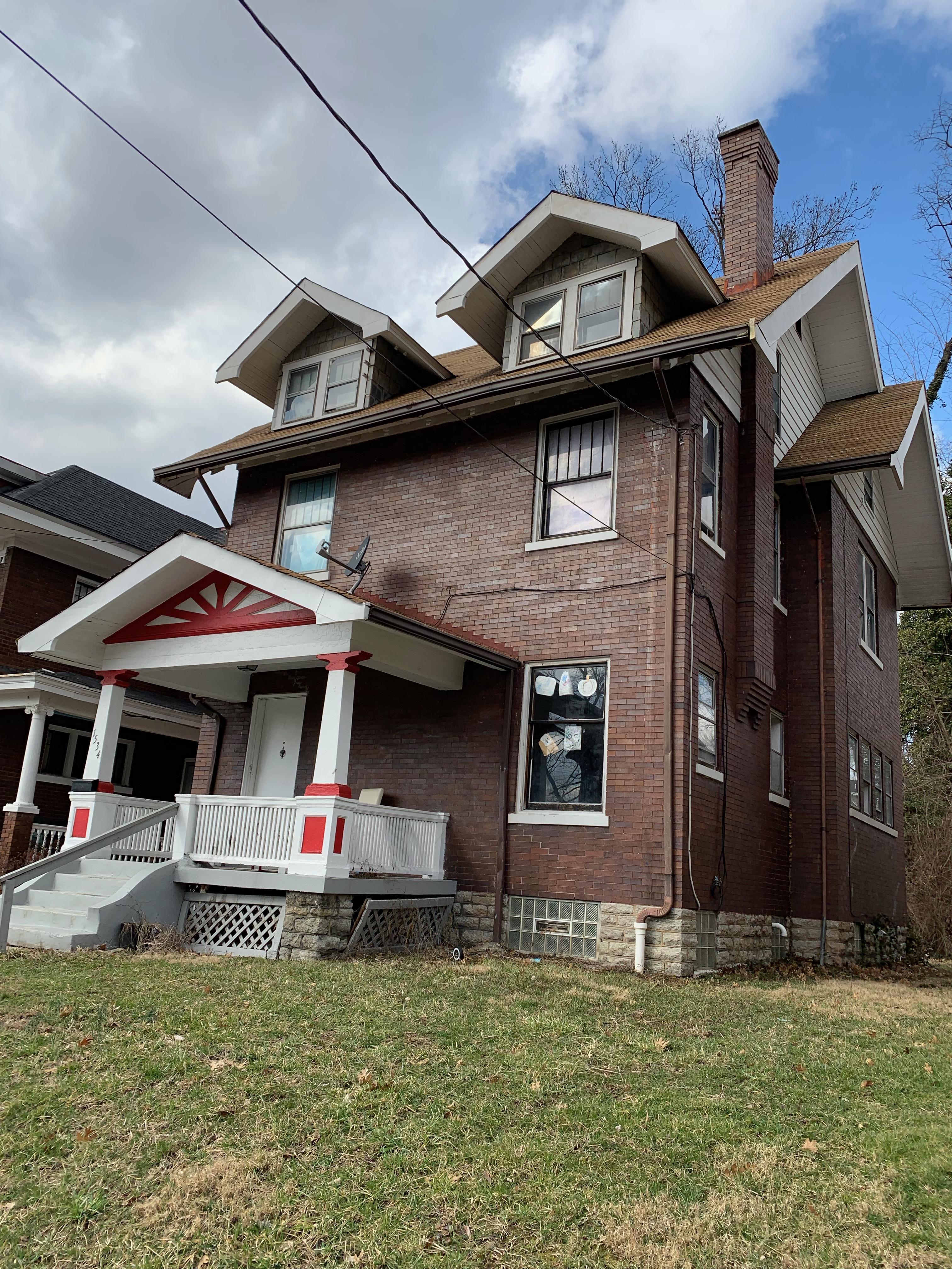 1534 Dixmont Ave, Cincinnati, OH