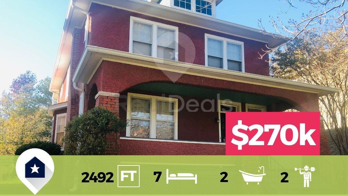 3104 Edgewood Ave, Richmond, VA