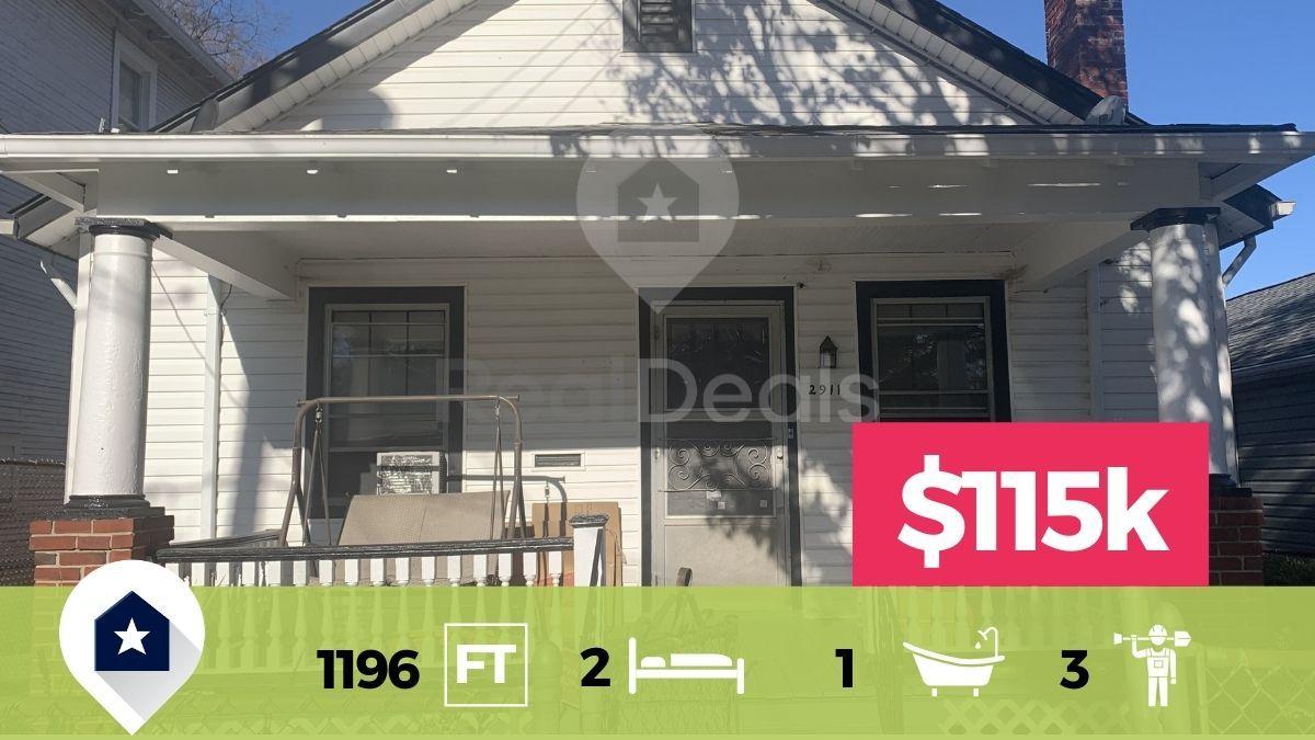 2911 Decatur St, Richmond, VA
