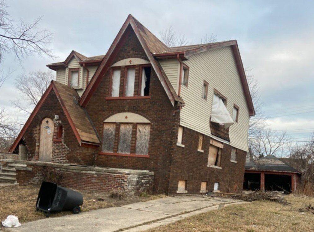 4834 Somerset Ave, Detroit, MI